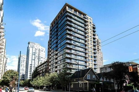 R2212965 - 311 1088 RICHARDS STREET, Yaletown, Vancouver, BC - Apartment Unit