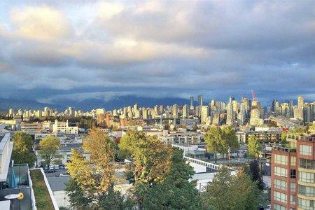 R2213089 - 904 1777 W 7TH AVENUE, Fairview VW, Vancouver, BC - Apartment Unit