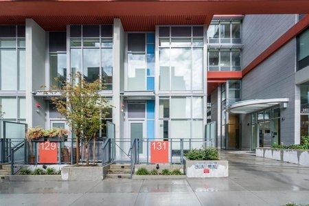 R2213108 - 131 E 1ST AVENUE, Mount Pleasant VE, Vancouver, BC - Townhouse