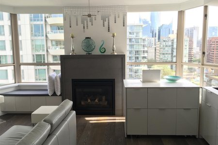 R2213157 - 1807 1003 PACIFIC STREET, West End VW, Vancouver, BC - Apartment Unit