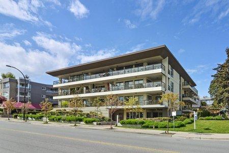 R2213158 - 206 15747 MARINE DRIVE, White Rock, White Rock, BC - Apartment Unit