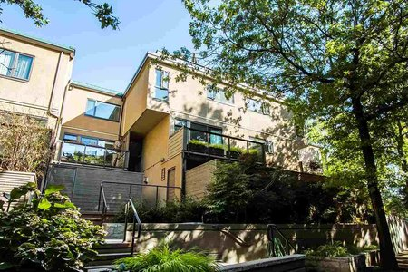R2213170 - 718 MILLYARD, False Creek, Vancouver, BC - Townhouse