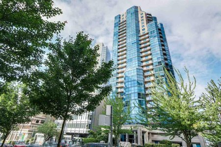 R2213256 - 1003 1415 W GEORGIA STREET, Coal Harbour, Vancouver, BC - Apartment Unit