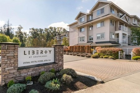 R2213281 - 309 19366 65 AVENUE, Clayton, Surrey, BC - Apartment Unit
