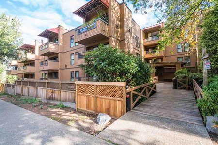 R2213285 - 205 1435 NELSON STREET, West End VW, Vancouver, BC - Apartment Unit