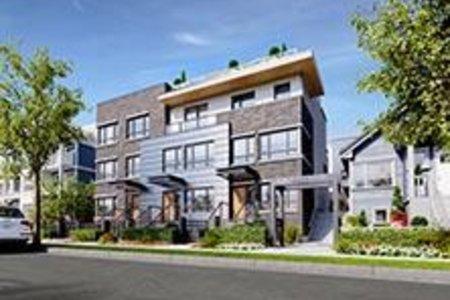 R2213336 - 9 365 E 16TH AVENUE, Mount Pleasant VE, Vancouver, BC - Townhouse