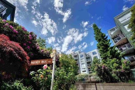 R2213515 - 305 1530 MARINER WALK, False Creek, Vancouver, BC - Apartment Unit