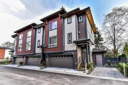 R2213604 - 48 16118 87 AVENUE, Fleetwood Tynehead, Surrey, BC - Townhouse