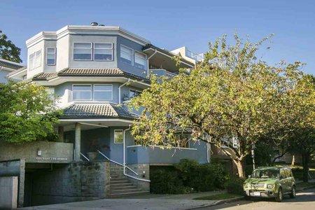 R2213631 - 1 1234 W 7TH AVENUE, Fairview VW, Vancouver, BC - Townhouse