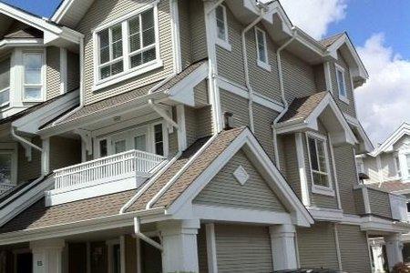 R2213645 - 55 22000 SHARPE AVENUE, Hamilton RI, Richmond, BC - Townhouse