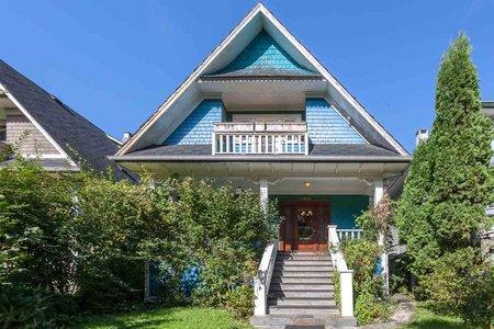 R2213839 - 1423 E 11TH AVENUE, Grandview VE, Vancouver, BC - House/Single Family