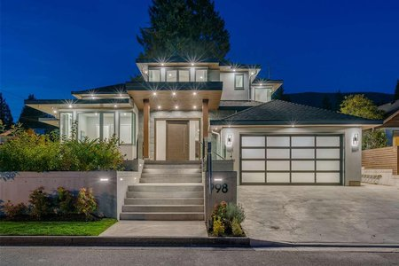 R2213897 - 998 MELBOURNE AVENUE, Forest Hills NV, North Vancouver, BC - House/Single Family