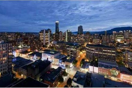 R2213946 - 2901 565 SMITHE STREET, Downtown VW, Vancouver, BC - Apartment Unit