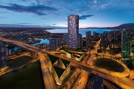 R2214082 - 4106 1480 HOWE STREET, Yaletown, Vancouver, BC - Apartment Unit