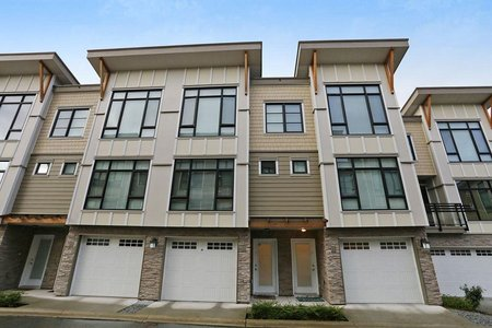 R2214093 - 60 9989 E BARNSTON DRIVE, Fraser Heights, Surrey, BC - Townhouse