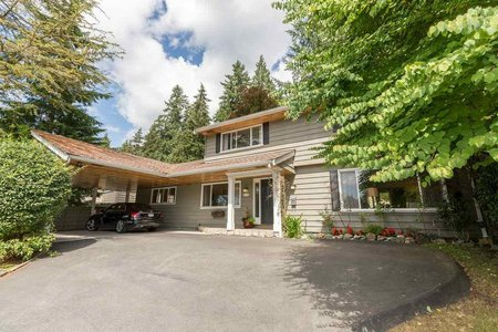 R2214177 - 5288 RANGER AVENUE, Canyon Heights NV, North Vancouver, BC - House/Single Family