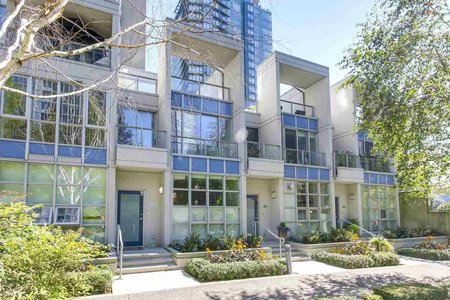 R2214215 - TH102 1430 STRATHMORE MEWS, Yaletown, Vancouver, BC - Townhouse