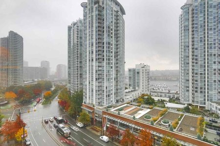 R2214230 - 1201 1177 PACIFIC BOULEVARD, Yaletown, Vancouver, BC - Apartment Unit