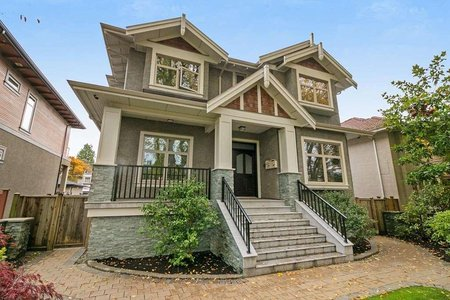 R2214247 - 3568 W 28TH AVENUE, Dunbar, Vancouver, BC - House/Single Family