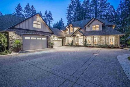 R2214347 - 23669 128 CRESCENT, East Central, Maple Ridge, BC - House with Acreage