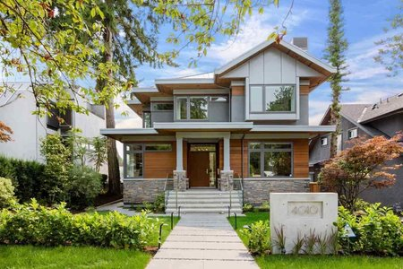 R2214397 - 4010 W 34TH AVENUE, Dunbar, Vancouver, BC - House/Single Family