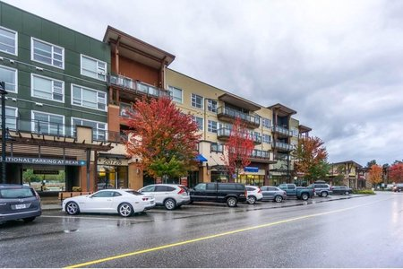 R2214439 - 217 20728 WILLOUGHBY TOWN CENTRE, Willoughby Heights, Langley, BC - Apartment Unit