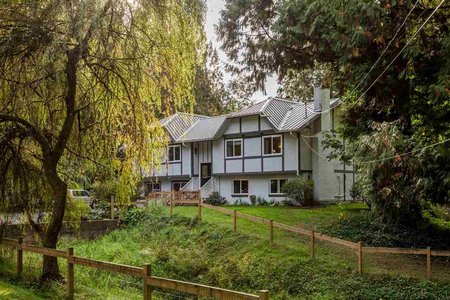R2214503 - 1395 242 STREET, Otter District, Langley, BC - House with Acreage
