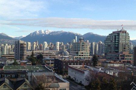 R2214516 - 801 1405 W 12TH AVENUE, Fairview VW, Vancouver, BC - Apartment Unit