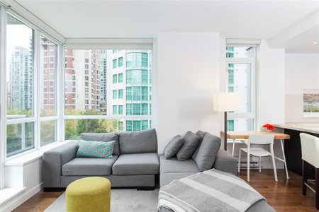 R2214550 - 609 821 CAMBIE STREET, Downtown VW, Vancouver, BC - Apartment Unit