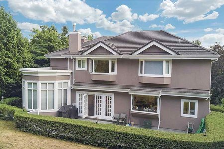 R2214552 - 2789 SW MARINE DRIVE, S.W. Marine, Vancouver, BC - House with Acreage