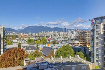 R2214611 - 709 1675 W 8TH AVENUE, Fairview VW, Vancouver, BC - Apartment Unit