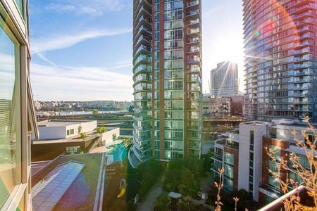R2214632 - 1005 58 KEEFER PLACE, Downtown VW, Vancouver, BC - Apartment Unit