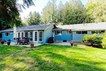 R2214642 - 258 224 STREET, Campbell Valley, Langley, BC - House with Acreage
