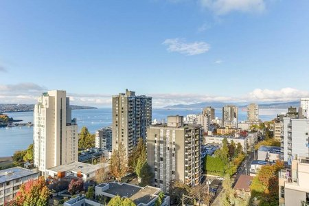 R2214700 - 804 1250 BURNABY STREET, West End VW, Vancouver, BC - Apartment Unit