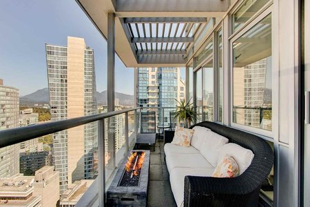 R2214728 - 2204 1420 W GEORGIA STREET, West End VW, Vancouver, BC - Apartment Unit
