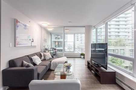 R2214770 - 319 1783 MANITOBA STREET, False Creek, Vancouver, BC - Apartment Unit