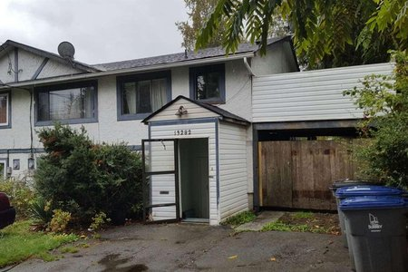 R2214783 - 13282 96 AVENUE, Queen Mary Park Surrey, Surrey, BC - 1/2 Duplex