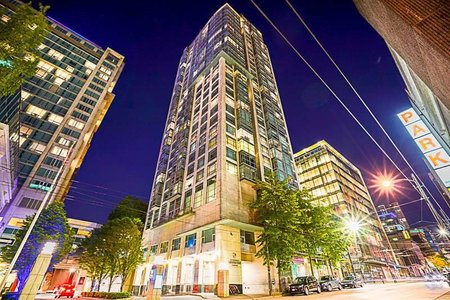 R2214922 - 710 438 SEYMOUR STREET, Downtown VW, Vancouver, BC - Apartment Unit