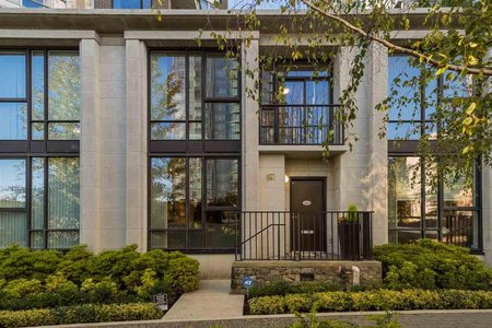R2215027 - 1465 STRATHMORE MEWS, Yaletown, Vancouver, BC - Townhouse