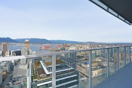 R2215104 - 3905 777 RICHARDS STREET, Downtown VW, Vancouver, BC - Apartment Unit