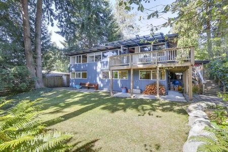 R2215283 - 547 W ST. JAMES ROAD, Delbrook, North Vancouver, BC - House/Single Family