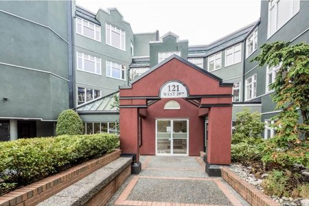 R2215299 - 202 121 WEST 29TH STREET, Upper Lonsdale, North Vancouver, BC - Apartment Unit