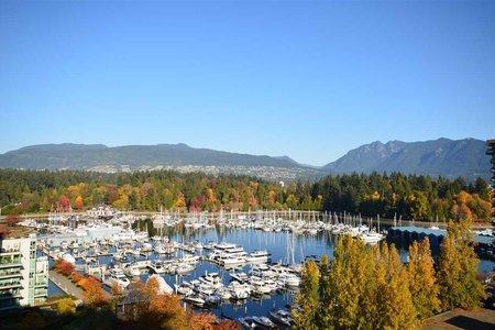 R2215369 - 1404 1650 BAYSHORE DRIVE, Coal Harbour, Vancouver, BC - Apartment Unit