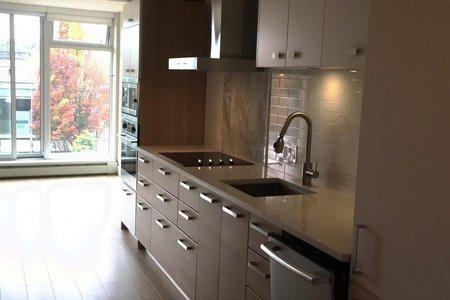 R2215394 - 308 1783 MANITOBA STREET, False Creek, Vancouver, BC - Apartment Unit