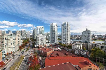 R2215450 - 17D 199 DRAKE STREET, Yaletown, Vancouver, BC - Apartment Unit