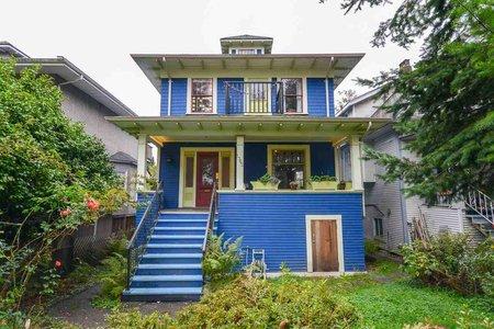 R2215470 - 1362 E 10TH AVENUE, Grandview VE, Vancouver, BC - House/Single Family