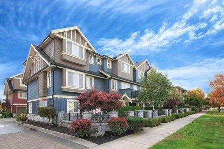 R2215473 - 3 9628 FERNDALE ROAD, McLennan North, Richmond, BC - Townhouse