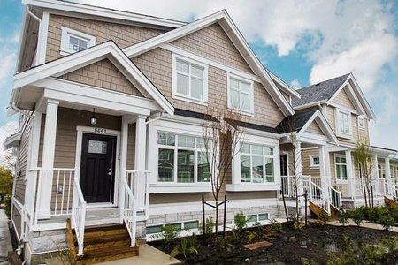 R2215494 - 5665 KILLARNEY STREET, Collingwood VE, Vancouver, BC - Townhouse