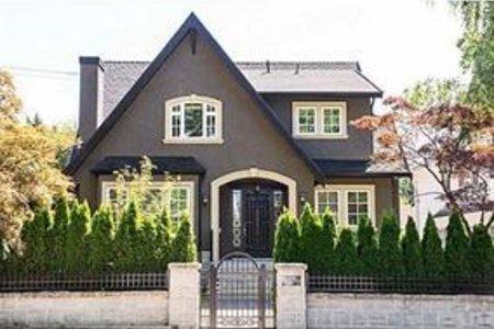 R2215569 - 5276 BLENHEIM STREET, MacKenzie Heights, Vancouver, BC - House/Single Family