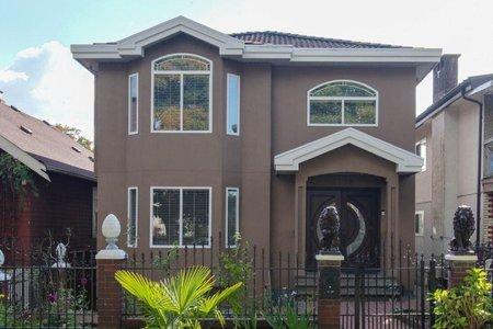 R2215573 - 2750 E PENDER STREET, Renfrew VE, Vancouver, BC - House/Single Family